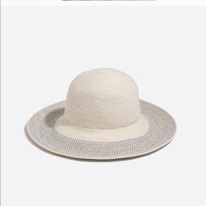 J. Crew Factory Accessories - J Crew Floppy Brimmed Hat